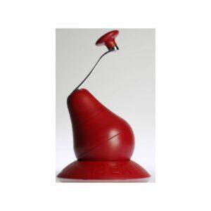 Finum Kaffeemühle bean me up red