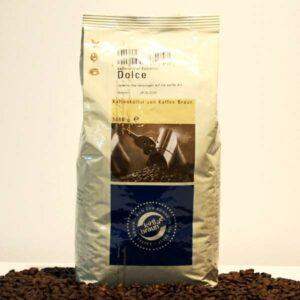 Kaffee Braun Dolce Espresso Koffeinfrei