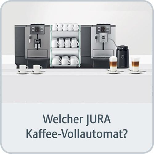 Der Link zum Jura Professional Gerätefinder