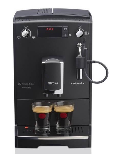 Nivona CafeRomatica 520 Schwarz