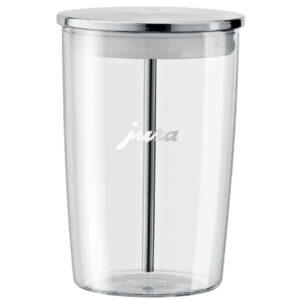Jura Glas-Mlichbehälter