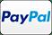 Zahlung mit PayPal möglich