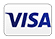 Zahlung mit VISA Kredikarte
